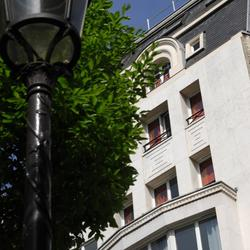 Paris XVIII Pension de famille